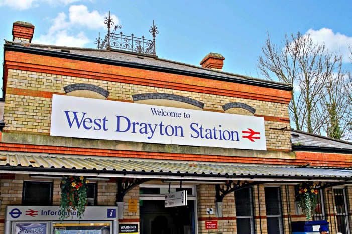 west drayton transport 2